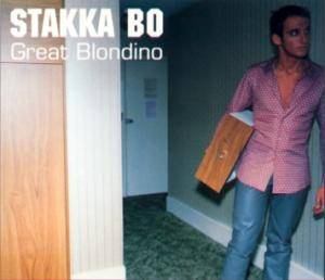Cover - Stakka Bo: Great Blondino