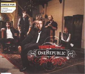 Cover - OneRepublic: Apologize