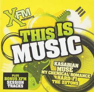 XFM presents This Is Music - Cover