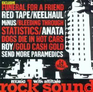 Rock Sound (UK) - Vol. 057 - Cover
