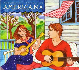 Cover - Little Willies, The: Americana