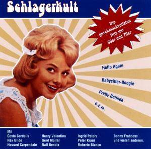 Cover - Buddy Caine: Schlagerkult