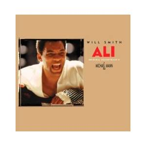 Ali - Original Soundtrack II - Cover