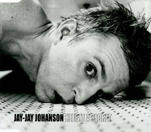 Cover - Jay-Jay Johanson: Keep It A Secret