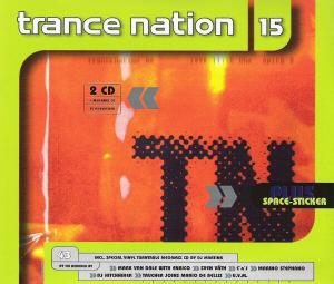 Trance Nation 15 - Cover