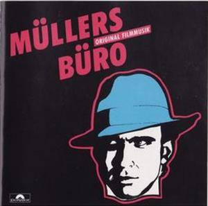 Müllers Büro - Cover
