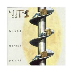Cover - Nits: Giant Normal Dwarf