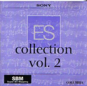 SONY ES collection vol. 2 - Cover