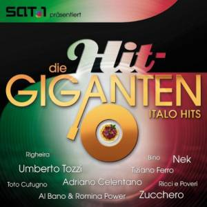 Hit-Giganten - Italo Hits, Die - Cover