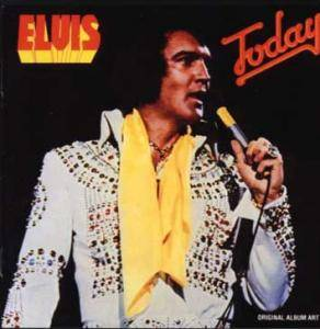 Elvis Presley: Today - Cover