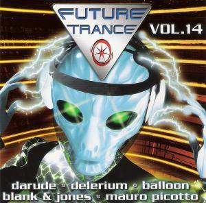 Cover - 3 Phase & Dr. Motte: Future Trance Vol. 14