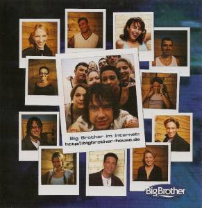 Die 3. Generation / Die Bewohner: Leb / Big Brother Is O.K. (Split-Single-CD) - Bild 4