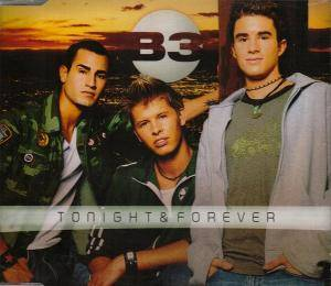 Cover - B3: Tonight & Forever