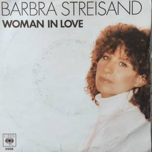Barbra Streisand: Woman In Love - Cover