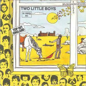 Cover - Splodgenessabounds: Two Little Boys