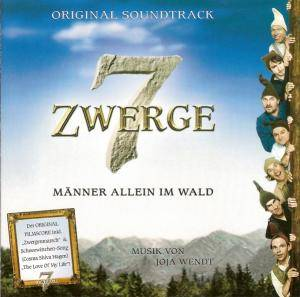Cover - Jasmin Wagner: 7 Zwerge - O.S.T.