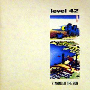 Level 42: Staring At The Sun (LP) - Bild 1