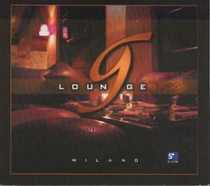 G Lounge Milano - Cover