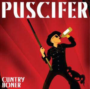 Cover - Puscifer: Cuntry Boner