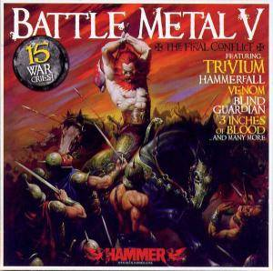 Cover - I: Metal Hammer 161 - Battle Metal V ~ The Final Conflict