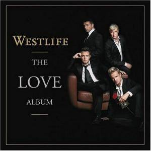 Cover - Westlife: Love Album, The