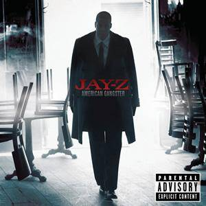 Jay-Z: American Gangster - Cover