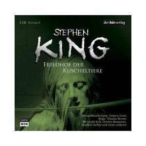 Cemetery Cd1999 KingCuddly Cemetery Stephen Stephen Stephen 3 KingCuddly Cd1999 3 wOkiTPXZu