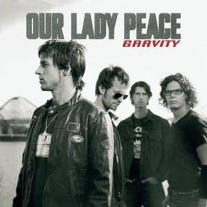 Cover - Our Lady Peace: Gravity