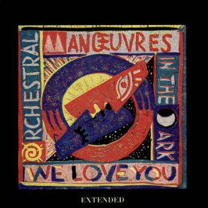"Orchestral Manoeuvres In The Dark: We Love You (12"") - Bild 1"
