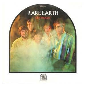 Cover - Rare Earth: Get Ready