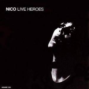 Nico: Live Heroes - Cover