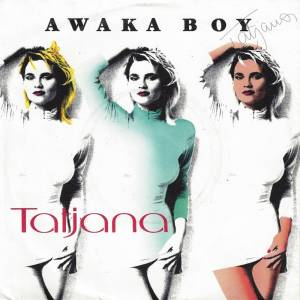 Tatjana: Awaka Boy - Cover