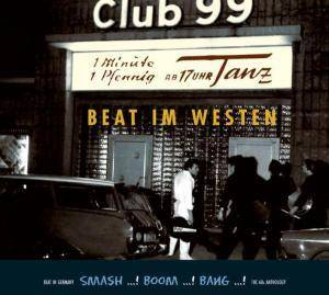 Cover - G 66: Beat Im Westen - Beat In Germany - Smash Boom Bang - The 60s Anthology