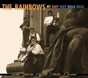 Cover - Rainbows, The: Rainbows - Beat In Germany - Smash Boom Bang - The 60s Anthology, The