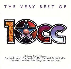 Cover - Hotlegs: Very Best Of 10cc, The