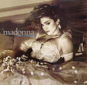 Madonna: Like A Virgin - Cover