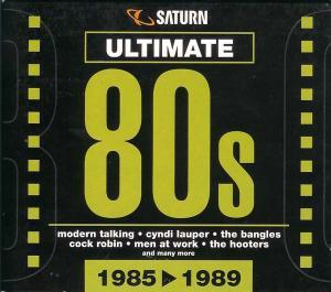 Ultimate 80s - 1985-1989 - Cover