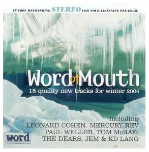 Word Magazine 023 - Word Of Mouth - Cover