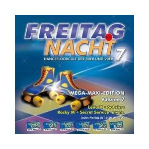Freitag Nacht - Mega-Maxi-Edition Vol. 07 - Cover