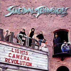 Suicidal Tendencies: Lights Camera Revolution (LP) - Bild 1