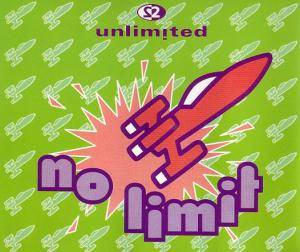 2 Unlimited: No Limit - Cover