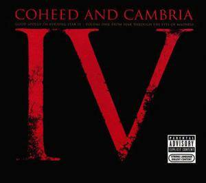 Coheed And Cambria: Good Apollo I'm Burning Star IV | Volume One: From Fear Through The Eyes Of Madness (CD) - Bild 1