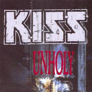 KISS: Unholy - Cover