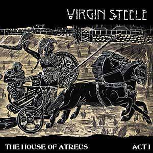 Virgin Steele: The House Of Atreus Act I (CD) - Bild 1