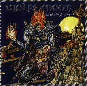 Wolfs Moon: Black Knight Legacy - Cover