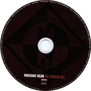 Machine Head: The Burning Red (CD) - Bild 3