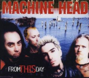 Machine Head: From This Day - Cover