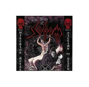 Sodom: Sins Of Sodom, The - Cover