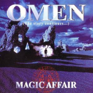 Magic Affair: Omen (The Story Continues...) - Cover