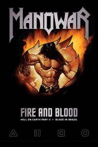 Manowar: Fire And Blood (2-DVD) - Bild 2